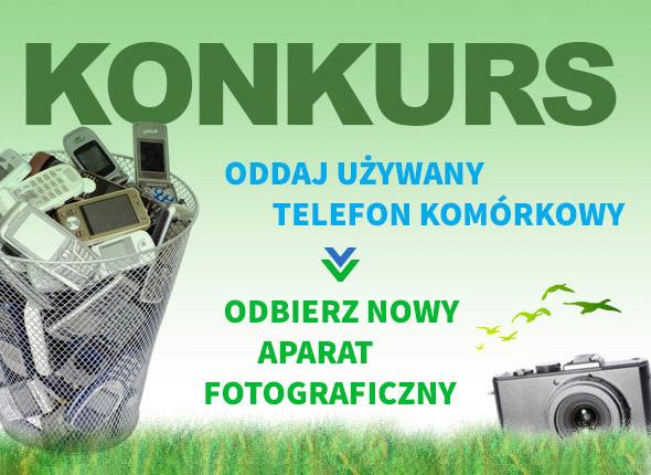 ODDAJ UŻYWANY TELEFON KOMÓRKOWY – ODBIERZ NOWY APARAT FOTOGRAFICZNY